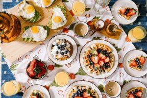 non diet, dietitian, waffles