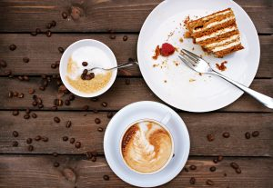 intuitive eating, cake