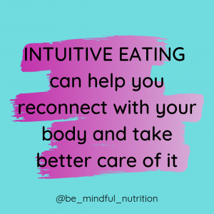 intuitive eating, diet